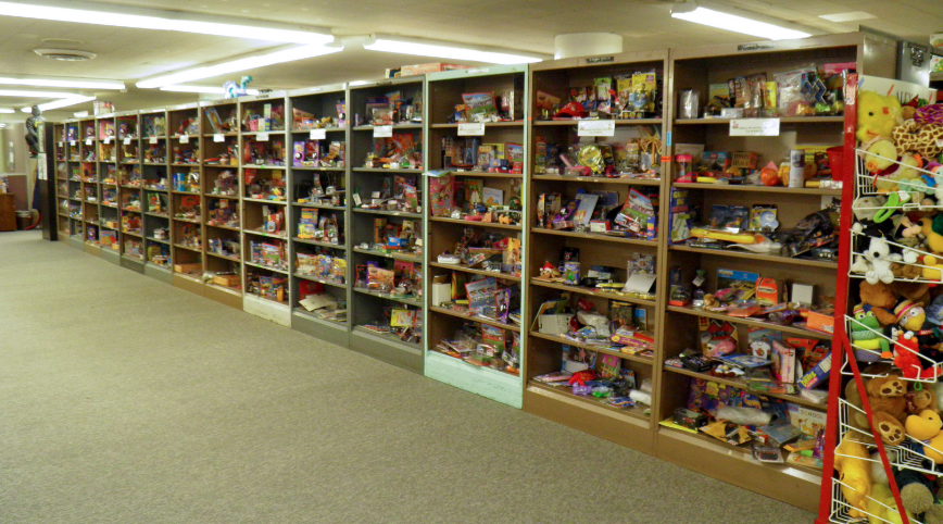 Toy Library – The Five Reasons To Use One